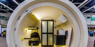 Nhà ống OPod Tube Housing, Hồng Kông