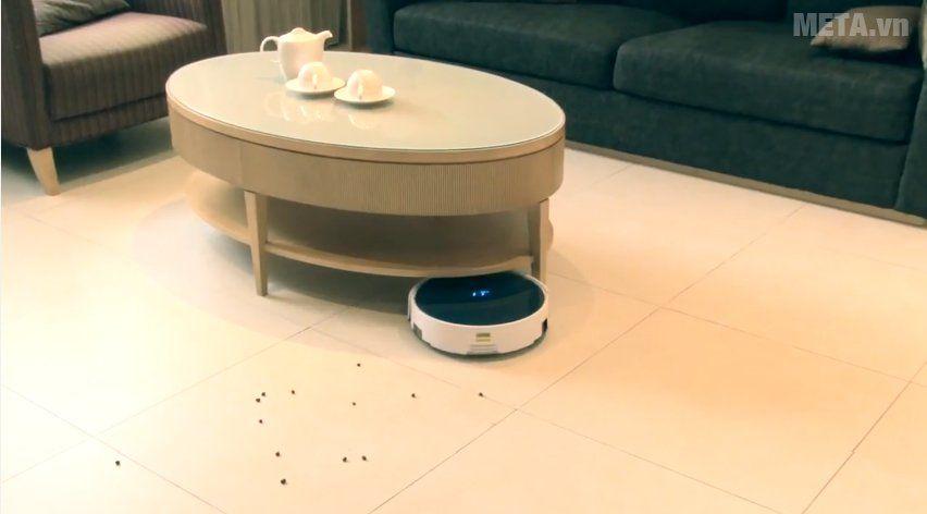 Robot hút bụi, Robot lau nhà